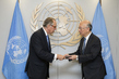 New Permanent Representative of Japan Presents Credentials 0.67425245