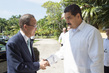 Secretary-General Meets President of Venezuela in Havana 2.264796