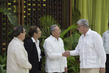 Assembly President Attends Ceremony for Colombian Ceasefire Agreement, Havana 4.3421125