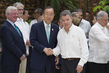 Secretary-General Attends Ceremony for Colombian Ceasefire Agreement, Havana 1.0