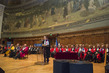 Pantheon-Sorbonne University Awards Secretary-General Honorary Doctorate 3.7030995