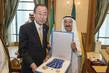 Secretary-General Meets Amir of Kuwait 0.30813432