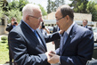 Secretary-General Meets President of Israel 0.30813432