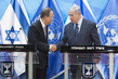 Secretary-General Meets Prime Minister of Israel in Jerusalem