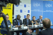 Press Briefing by Representatives of Amnesty International, Human Rights Watch 0.07437828