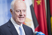 UN Envoy for Syria Briefs Press 0.11011029