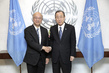 Secretary-General Meets Permanent Representative of JapaN