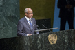 General Assembly Pays Tribute to Former Assembly President John Ashe 3.2379448