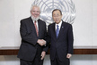 Secretary-General Meets Special Adviser on Interregional Policy Cooperation