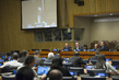 Candidate for UN Secretary-General Addresses G-77 in Closed Meeting