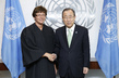Secretary-General Swears in UN Appeals Tribunal Judges 7.2414713