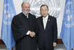 Secretary-General Swears in UN Appeals Tribunal Judges 7.218898