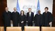 Secretary-General Swears in New UN Tribunal Judges 7.2365074