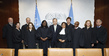 Secretary-General Swears in New UN Tribunal Judges 7.218898