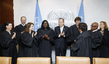 Secretary-General Swears in New UN Tribunal Judges 7.2170267