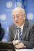 Security Council President Briefs Press on Work Programme for July