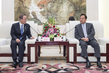 Secretary-General Meets Deputy Governor of Jiangsu Province, China 3.7036254