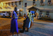 Displaced Civilians Seek Refuge at UNMISS Base in UN House, Juba 4.442207