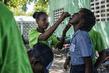 Cholera Vaccination Campaign in Arcahaie, Haiti 4.141141