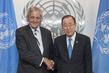 Secretary-General Meets UN Envoy for Sudan, South Sudan 2.8308873