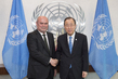 Secretary-General Meets Turkish Under-Secretary for Foreign Affairs 2.831091