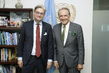 Deputy Secretary-General Meets Danish Justice Minister 7.2414713