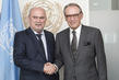 Deputy Secretary-General Meets Turkish Under-Secretary for Foreign Affairs 7.2414713