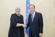 Secretary-General Meets USAID Administrator in Kigali 3.7015226