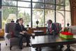 Secretary-General Meets Kenyan Agricultural Minister 3.7035394