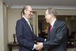 Secretary-General Meets Aga Khan University Dean 2.2647371
