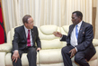 Secretary-General Meets Agriculture Minister of Malawi 3.7015226