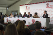Secretary-General Addresses Opening Press Conference of AIDS 2016, Durban 4.5934515