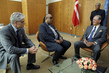 Assembly President, Deputy Secretary-General Meet UN Messenger of Peace 3.2379756