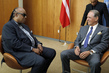 Deputy Secretary-General Meets UN Messenger of Peace Stevie Wonder 7.2414713