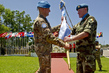 UNIFIL Transfer of Command Ceremony
