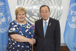 Secretary-General Meets Prime Minister of Norway 2.829771