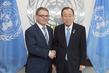 Secretary-General Meets Foreign Minister of Czech Republic 1.0