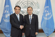 Secretary-General Meets Deputy Foreign Minister of China 1.0