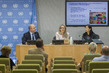 Press Conference on Launch of Sustainable Development Goals Report 2016 3.1875913