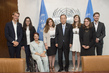 Secretary-General Meets Youth Delegates to High-level Forum on Sustainable Development 2.829771