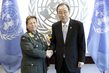 Secretary-General Meets Force Commander of UNFICYP 2.829771