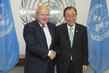 Secretary-General Meets New UK Secretary of State