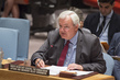 Head of OCHA Briefs Council on Humanitarian Situation in Syria