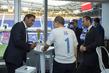Secretary-General Attends Friendly Italian-Argentinian Football Match 4.3493075
