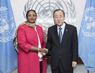 Secretary-General Meets Foreign Minister of Kenya