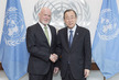 Secretary-General Meets Incoming President of General Assembly