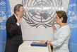 New Head of UNFCCC Sworn In 7.251647