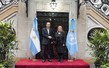Secretary-General Meets Foreign Minister of Argentina in Buenos Aires 4.0655575