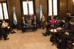 Secretary-General Meets Chief Justices of Argentina 4.094917