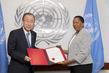 New Permanent Representative of Trinidad and Tobago Presents Credentials 1.0
